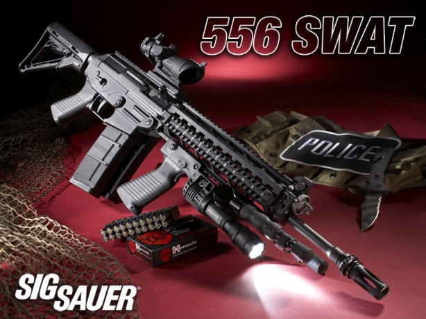 Sig Sauer 556